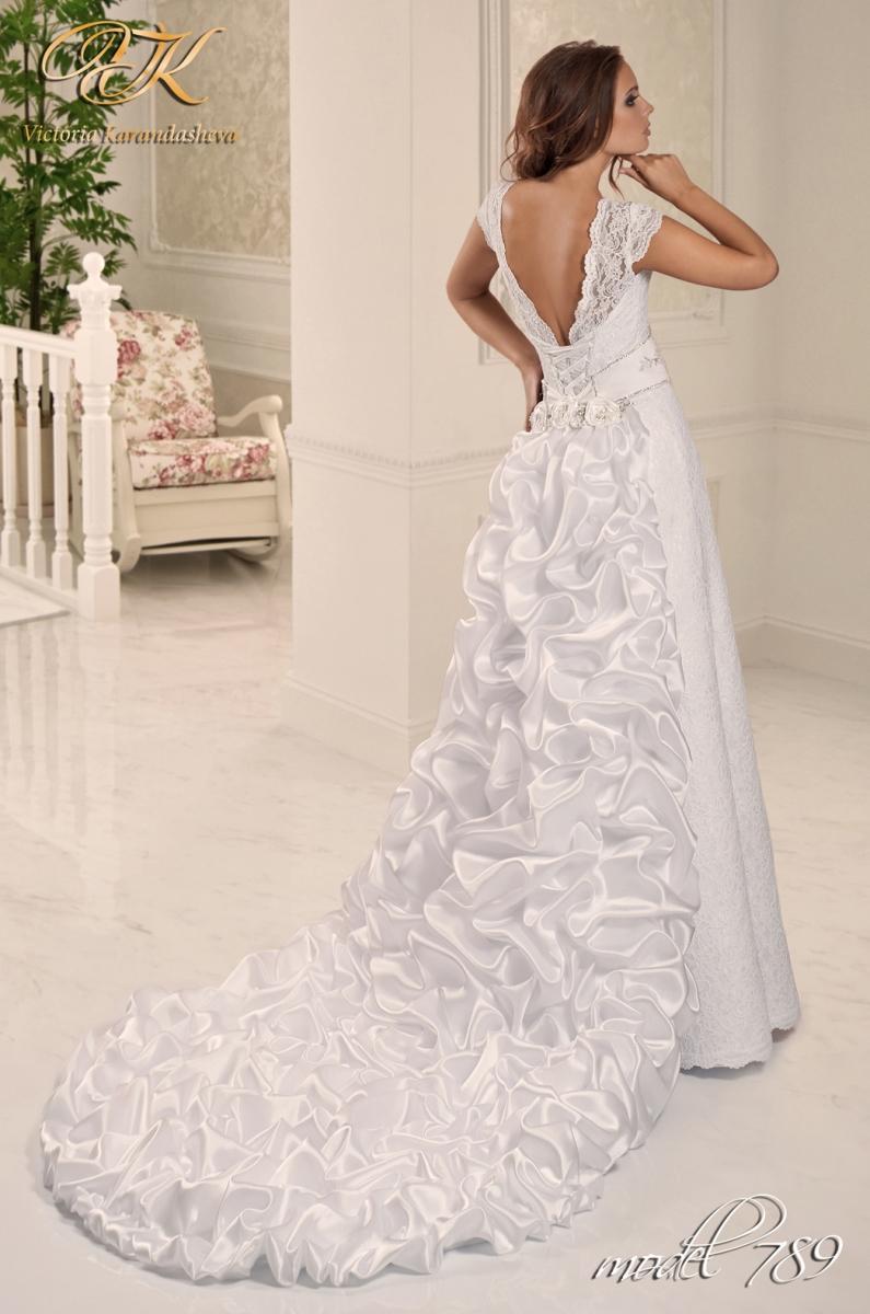 Свадебное платье Victoria Karandasheva 789