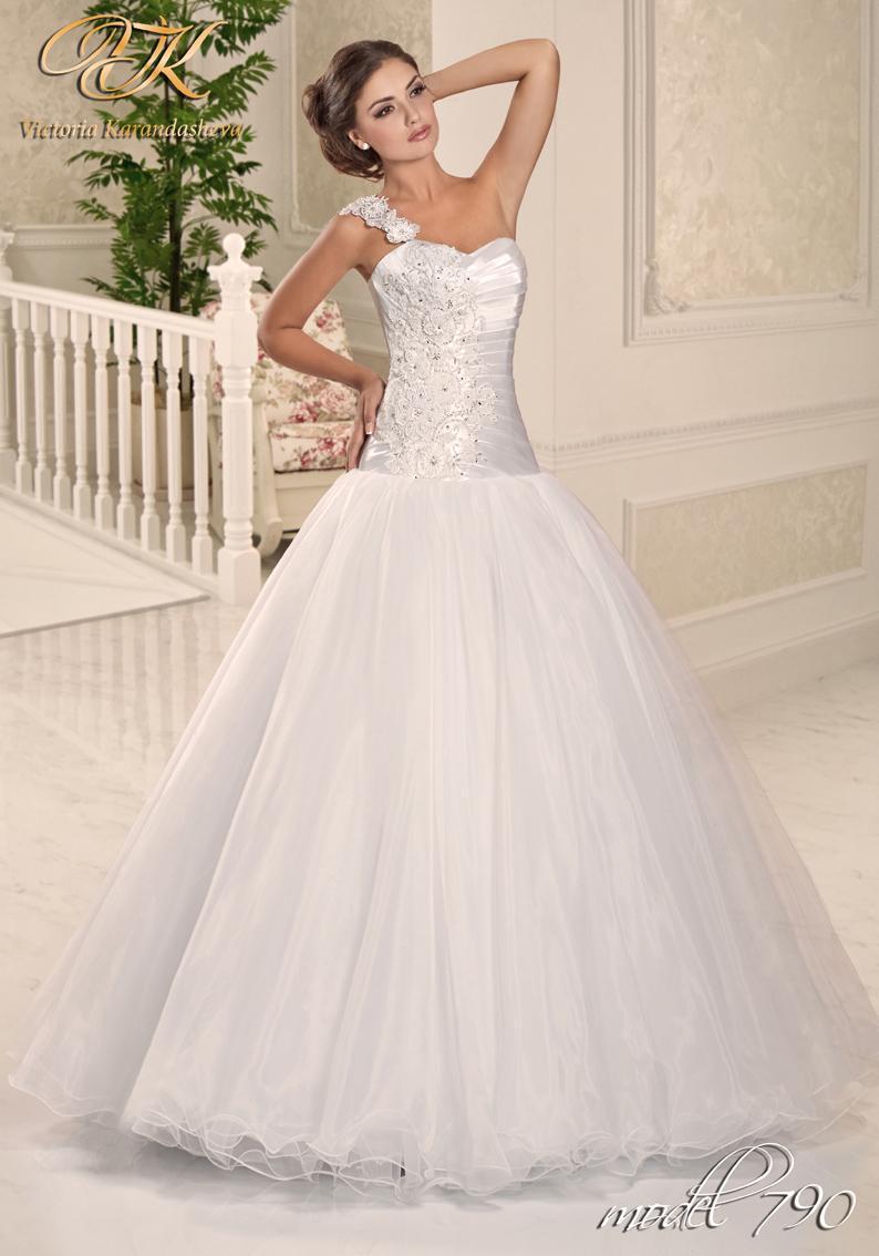 Свадебное платье Victoria Karandasheva 790