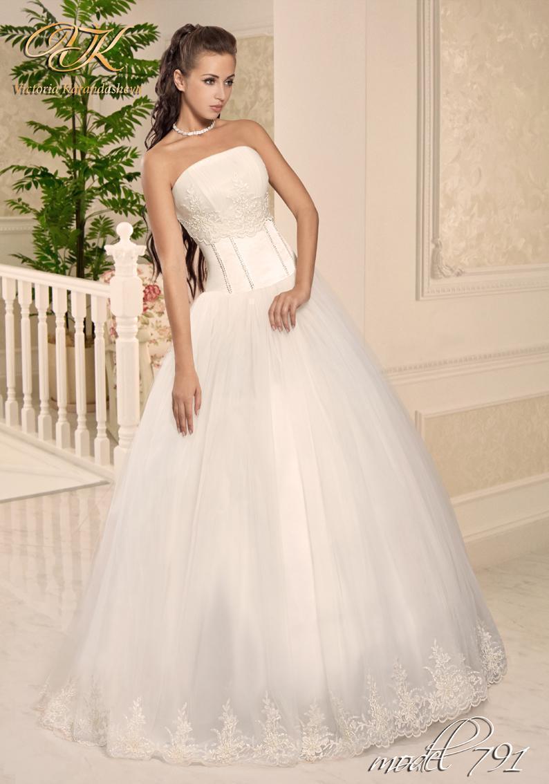 Свадебное платье Victoria Karandasheva 791