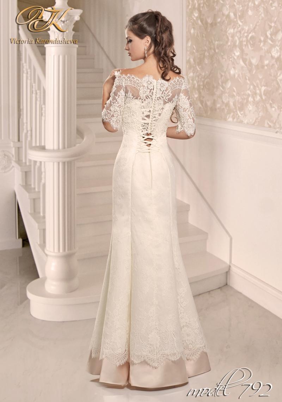 Свадебное платье Victoria Karandasheva 792