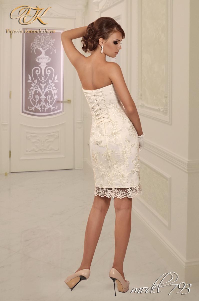 Свадебное платье Victoria Karandasheva 793