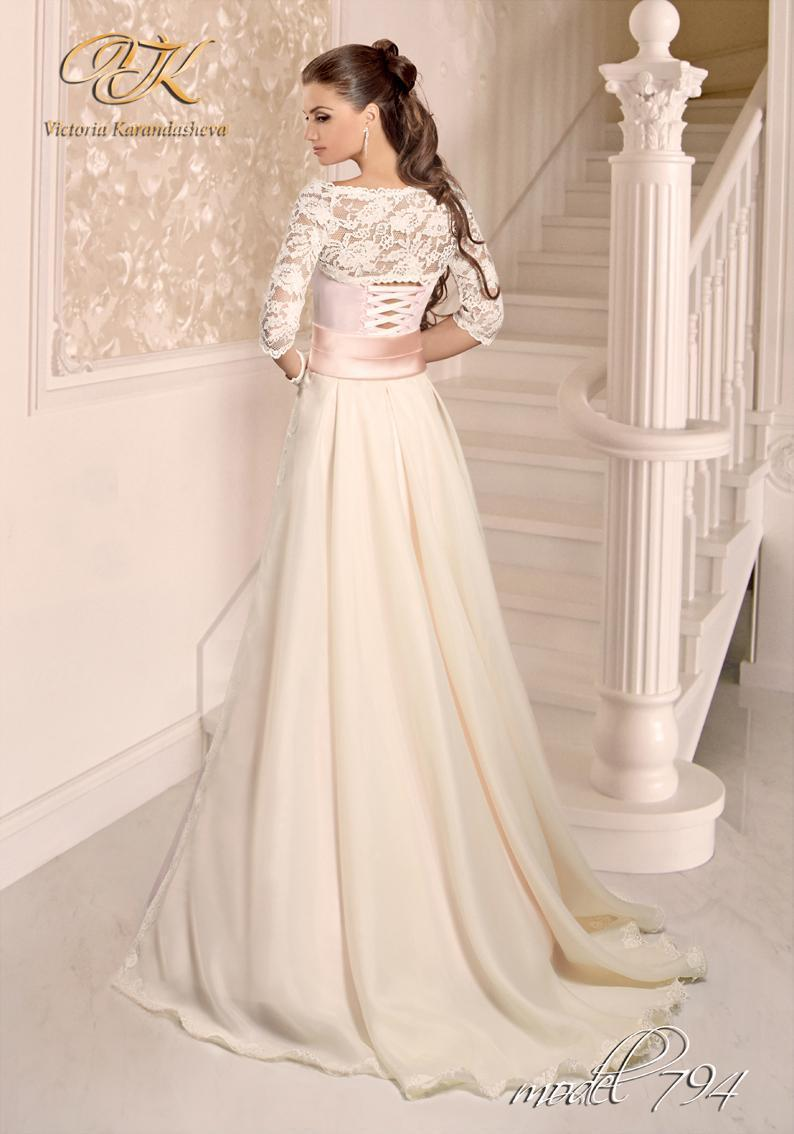 Свадебное платье Victoria Karandasheva 794
