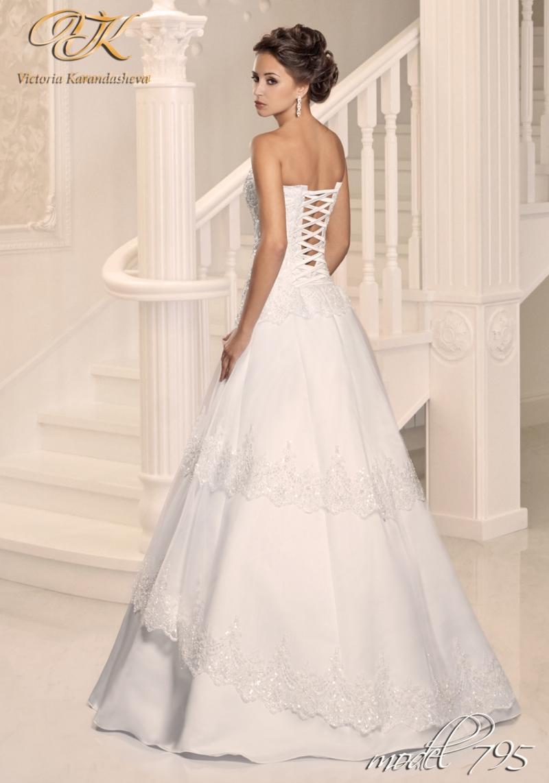 Свадебное платье Victoria Karandasheva 795