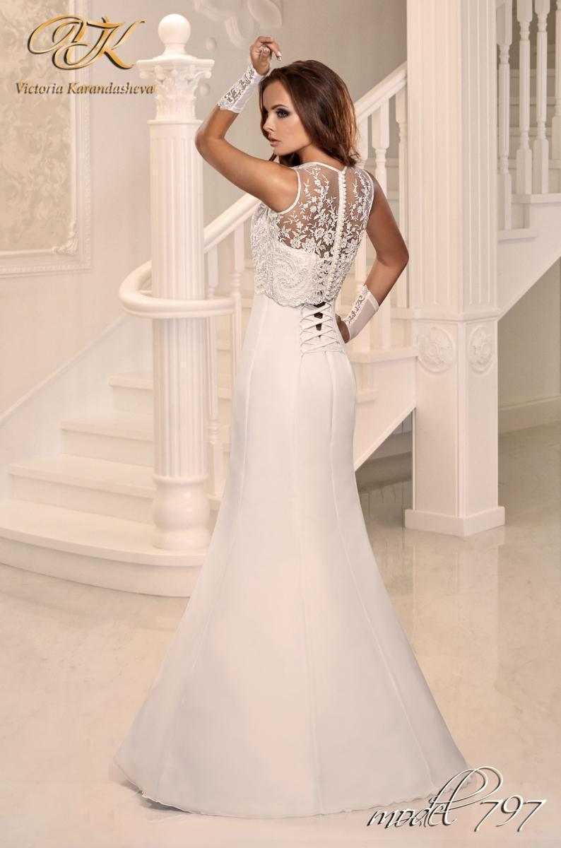 Свадебное платье Victoria Karandasheva 797