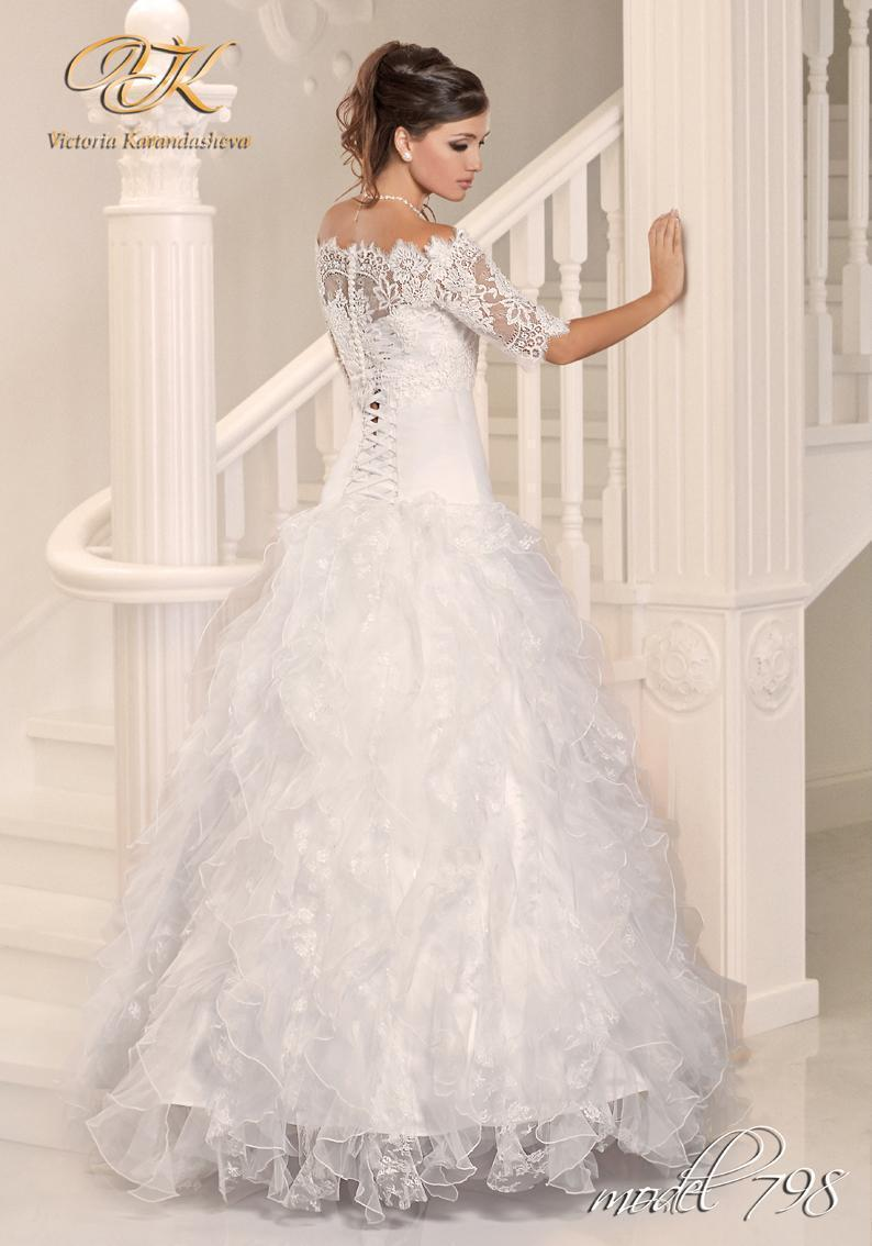 Свадебное платье Victoria Karandasheva 798