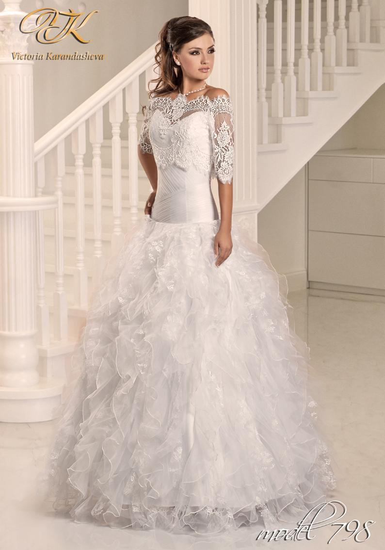 Wedding Dress Victoria Karandasheva 798