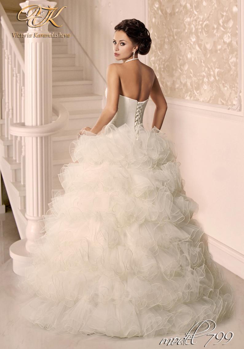 Свадебное платье Victoria Karandasheva 799