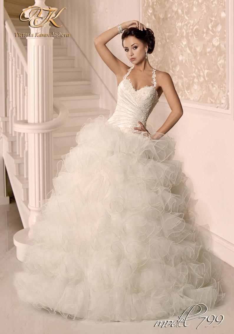 Wedding Dress Victoria Karandasheva 799