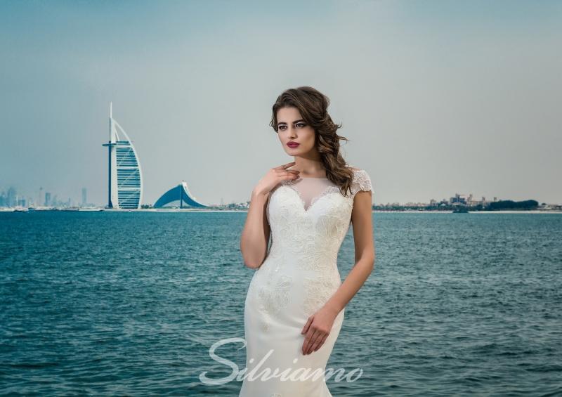 Свадебное платье Silviamo S-399 - Alora
