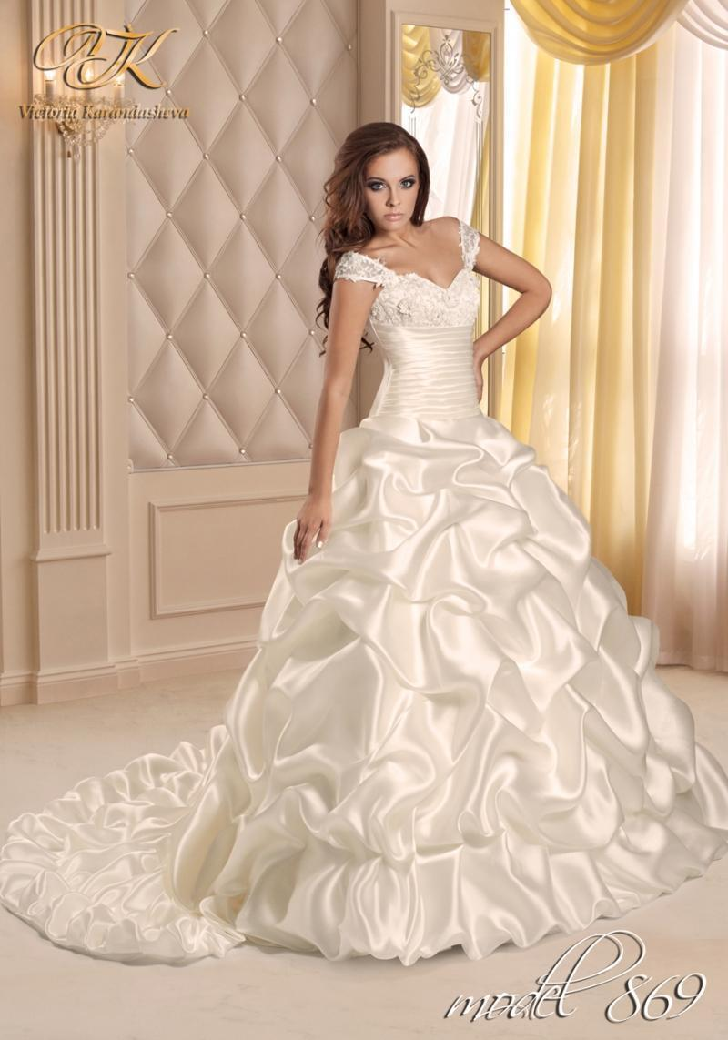 Свадебное платье Victoria Karandasheva 869