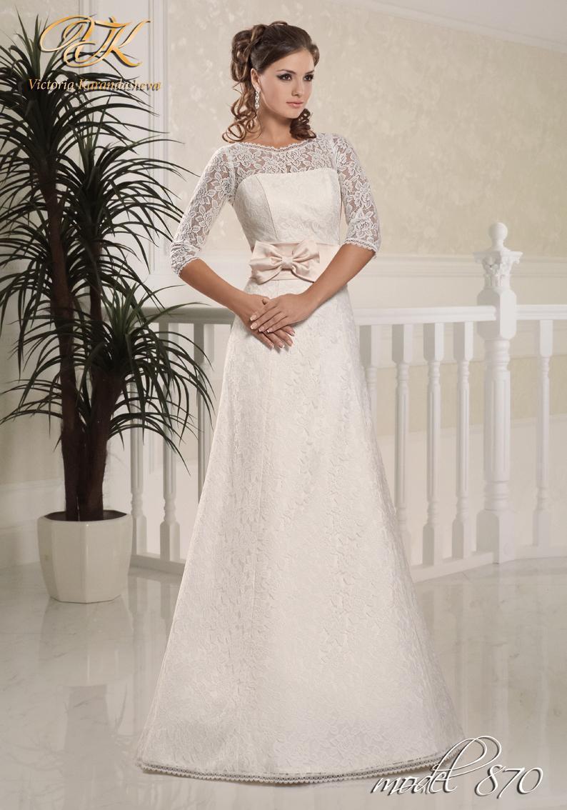 Свадебное платье Victoria Karandasheva 870
