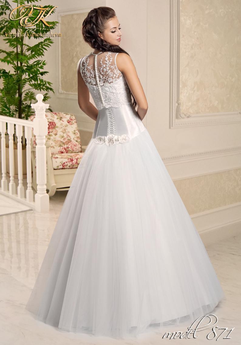 Свадебное платье Victoria Karandasheva 871