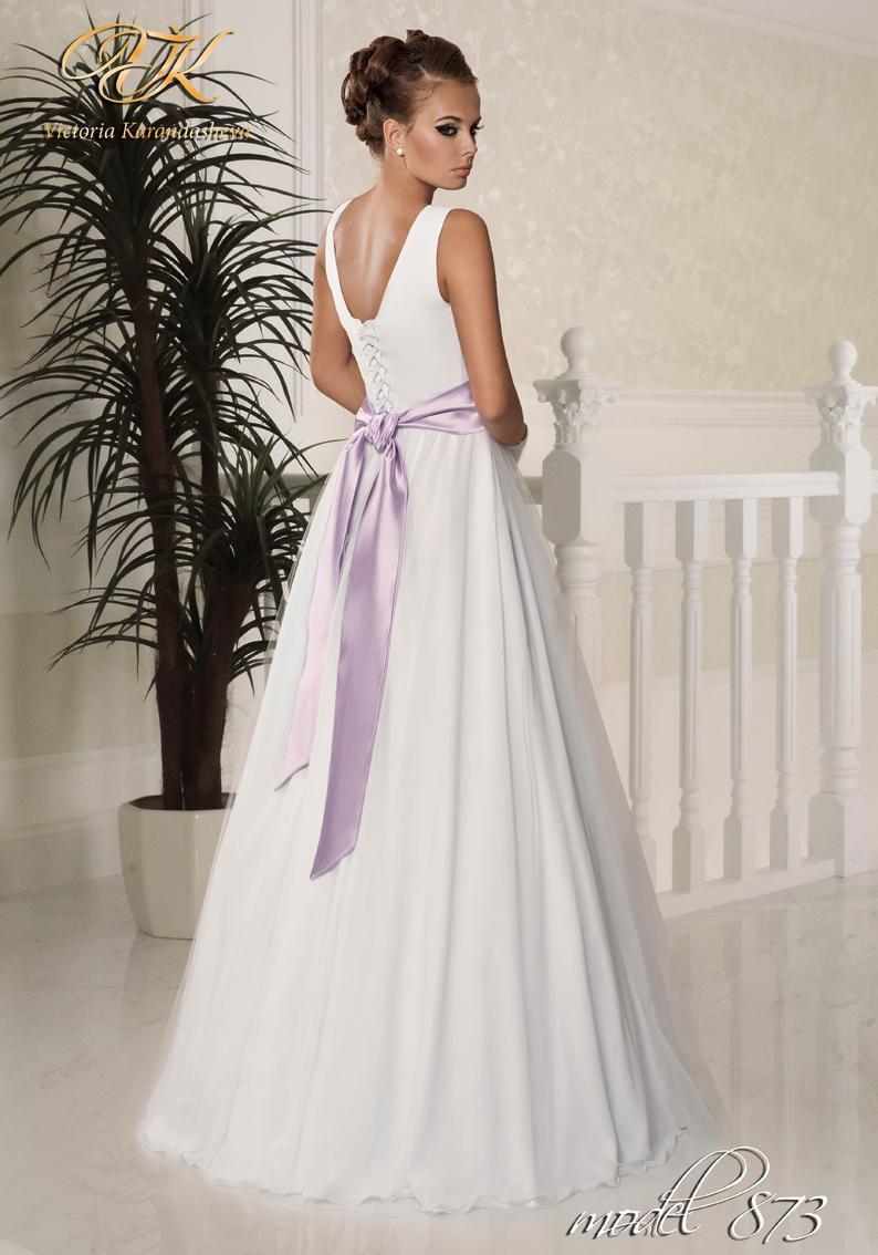 Свадебное платье Victoria Karandasheva 873