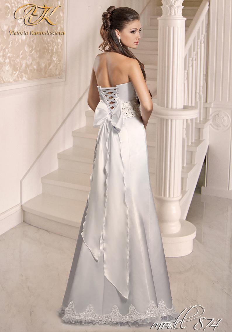 Свадебное платье Victoria Karandasheva 874