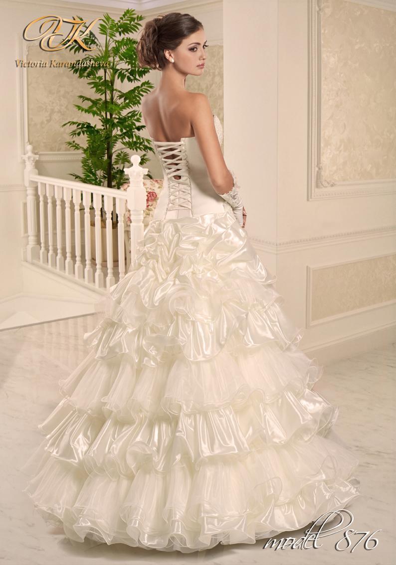 Свадебное платье Victoria Karandasheva 876