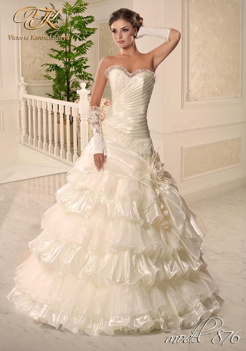 Wedding Dress Victoria Karandasheva 876
