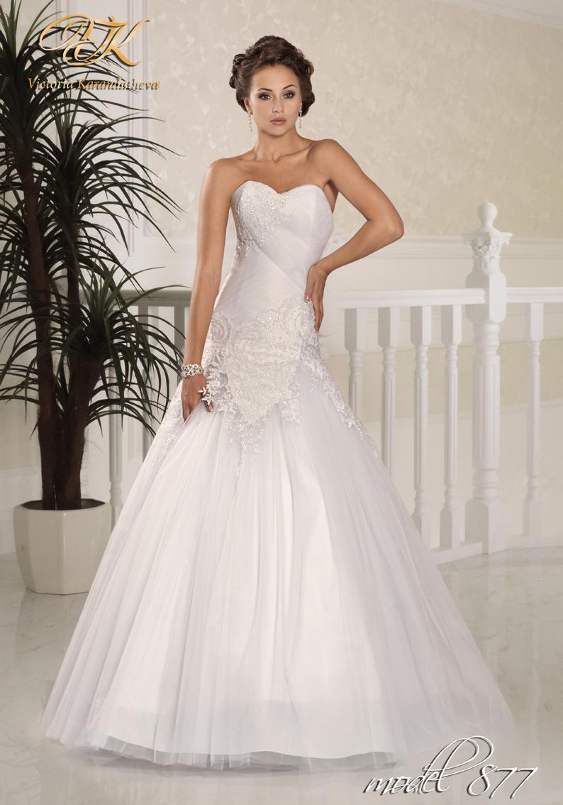 Wedding Dress Victoria Karandasheva 877