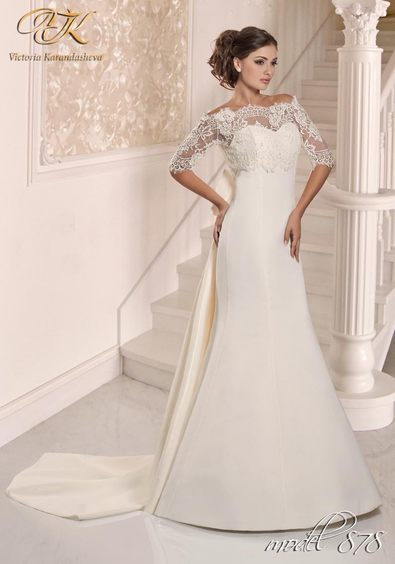 Свадебное платье Victoria Karandasheva 878