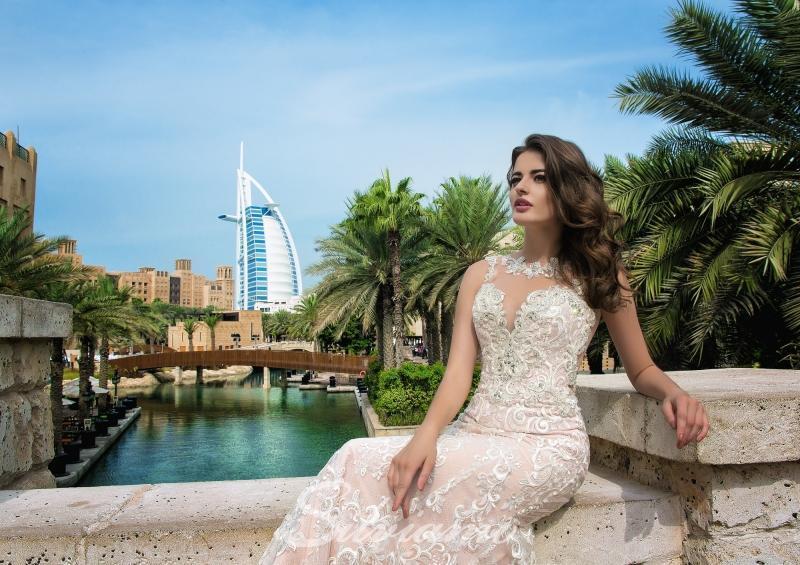 Свадебное платье Silviamo S-400 - Amanda
