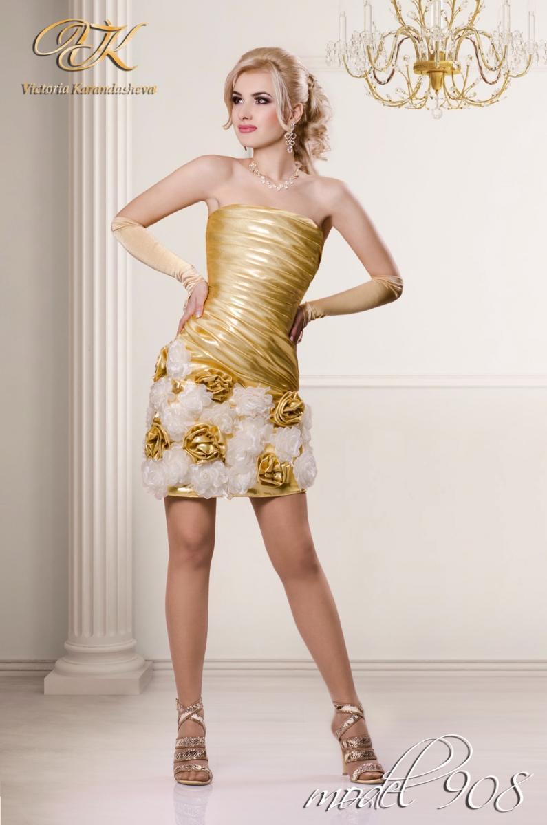 Вечернее платье Victoria Karandasheva 908