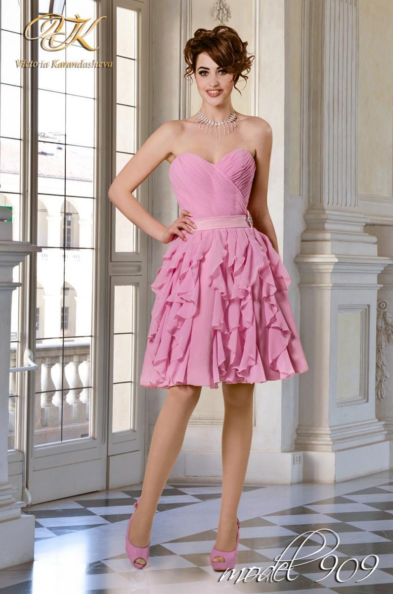 Вечернее платье Victoria Karandasheva 909