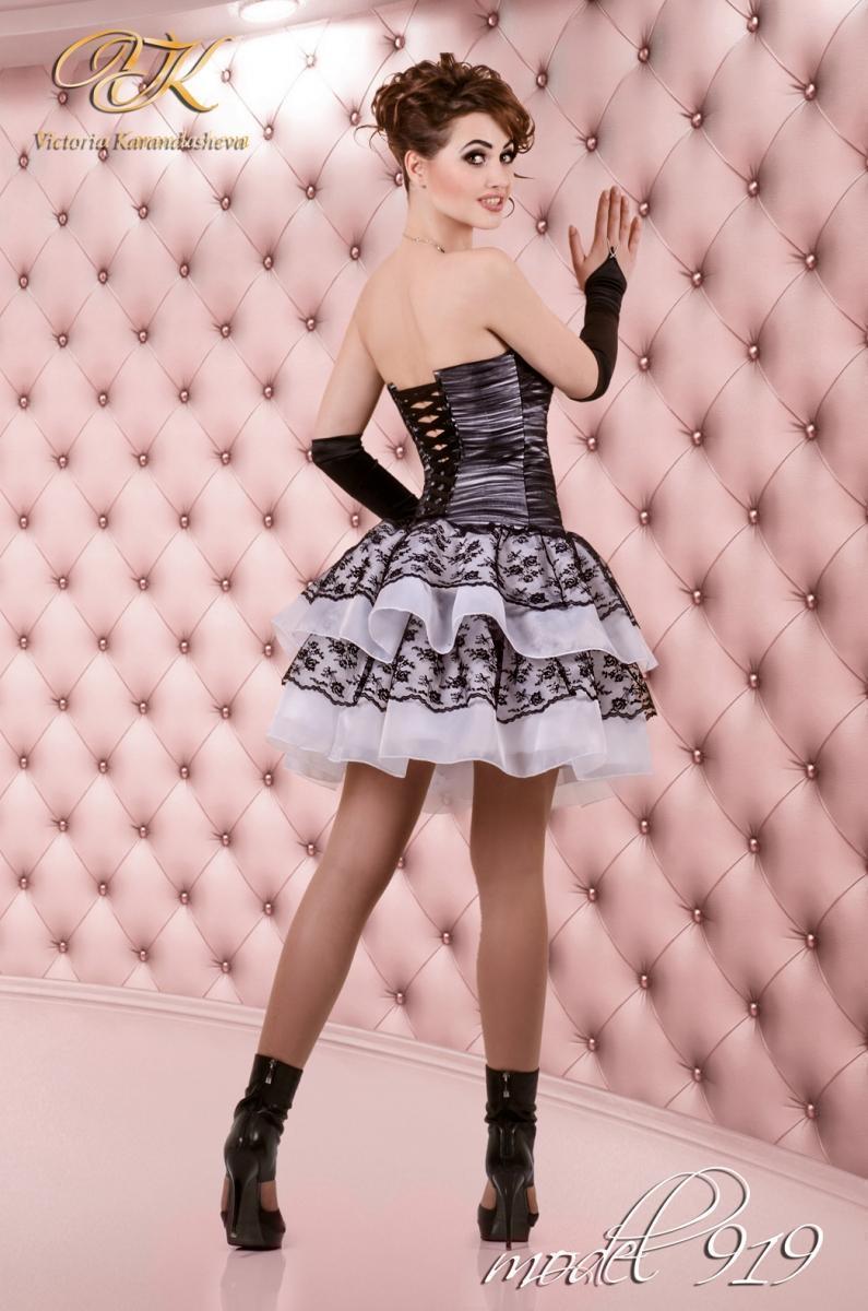 Вечернее платье Victoria Karandasheva 919