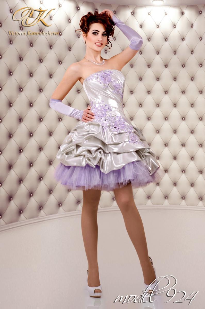 Вечернее платье Victoria Karandasheva 924