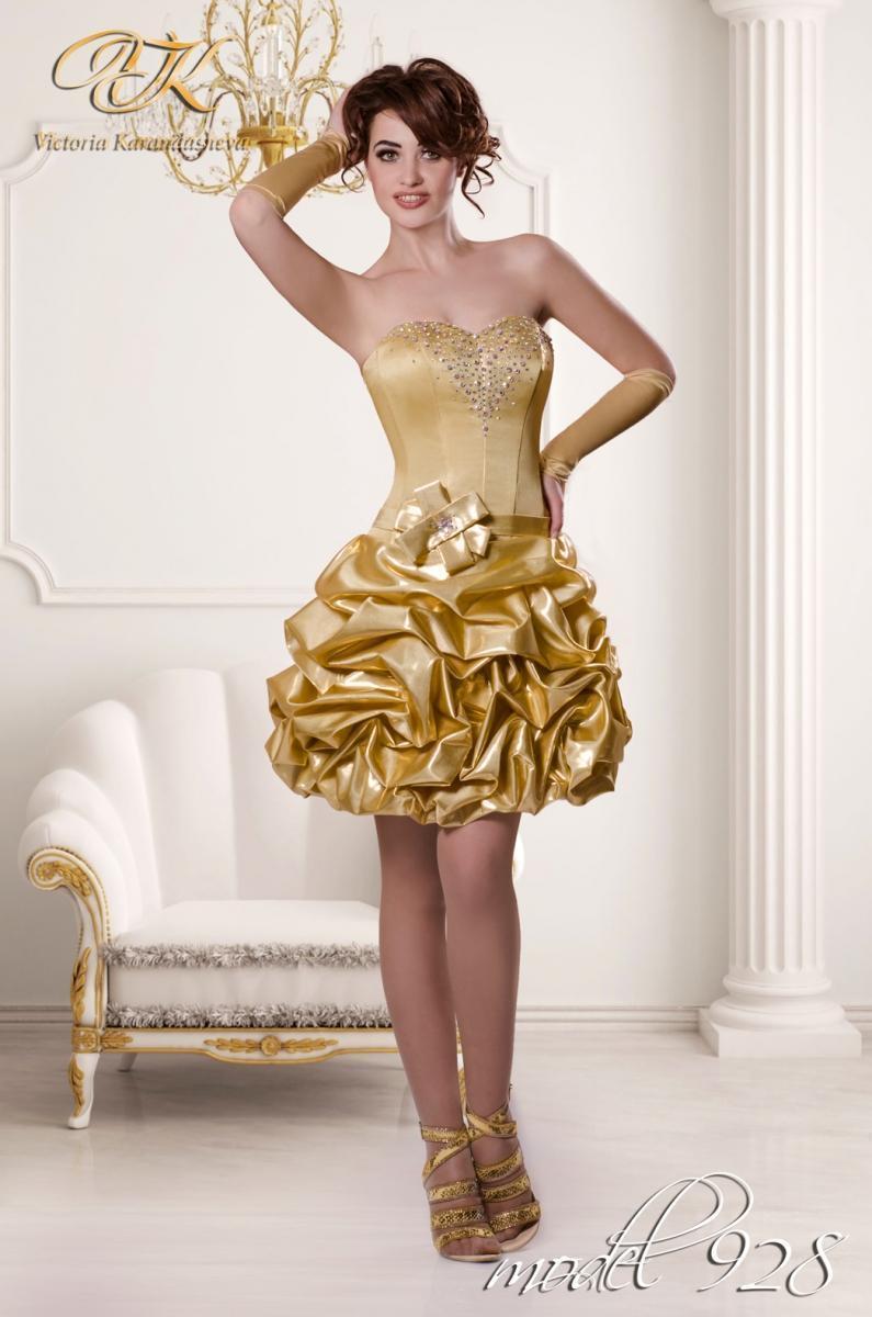 Вечернее платье Victoria Karandasheva 928