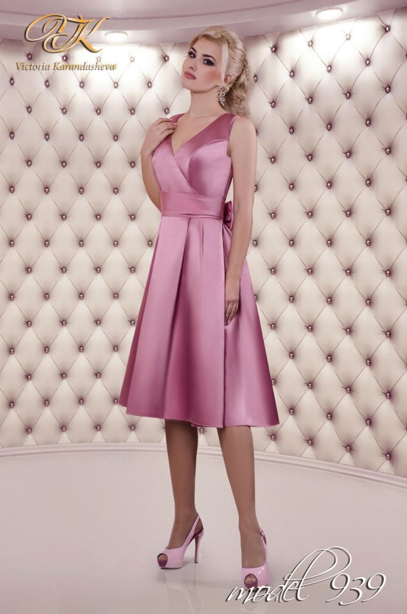 Вечернее платье Victoria Karandasheva 939