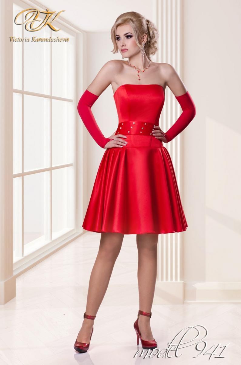 Вечернее платье Victoria Karandasheva 941