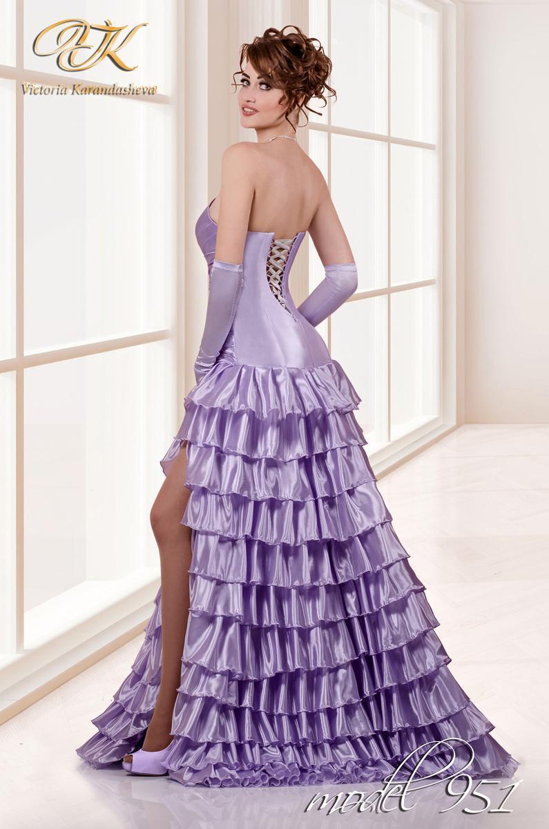 Вечернее платье Victoria Karandasheva 951