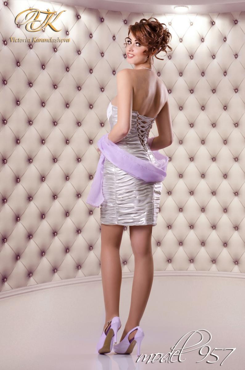 Вечернее платье Victoria Karandasheva 957