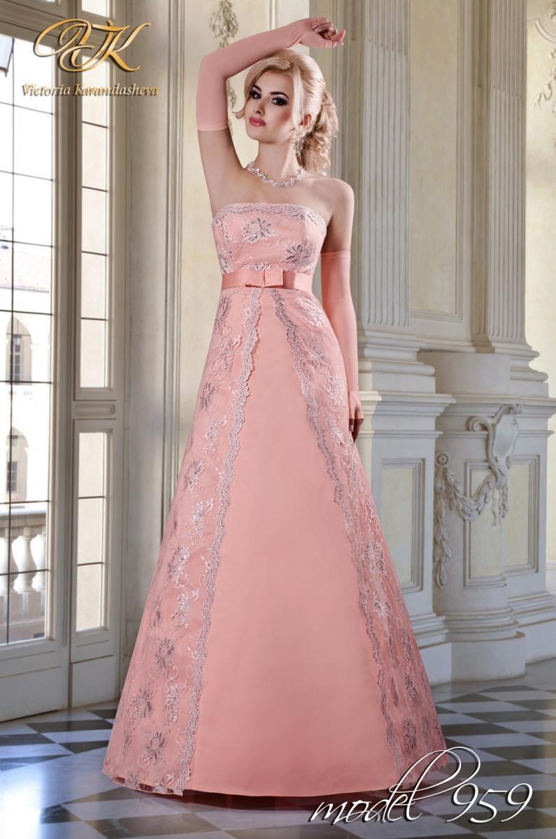 Вечернее платье Victoria Karandasheva 959