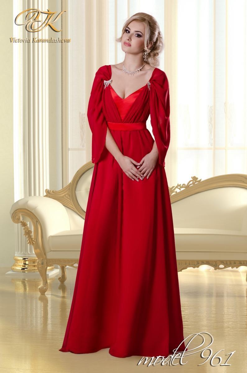 Вечернее платье Victoria Karandasheva 961