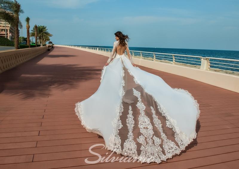 Свадебное платье Silviamo S-401 - Adyna