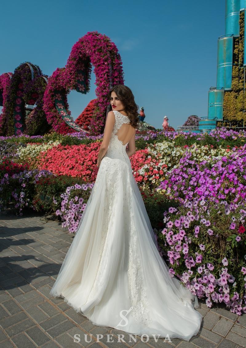 Свадебное платье Supernova SN-009-Mireya