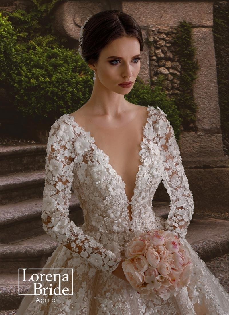Свадебное платье Lorena Bride Agata