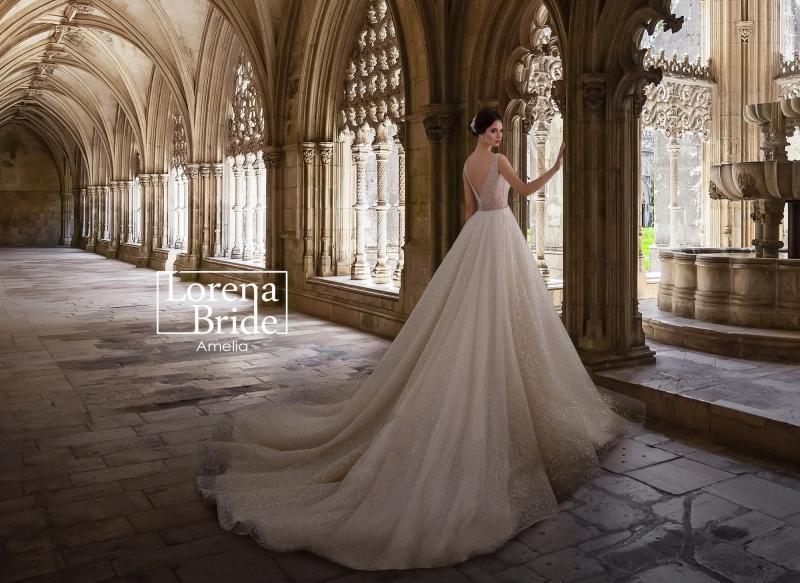 Свадебное платье Lorena Bride Amelia