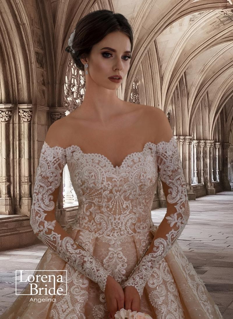 Svatební šaty Lorena Bride Angelina