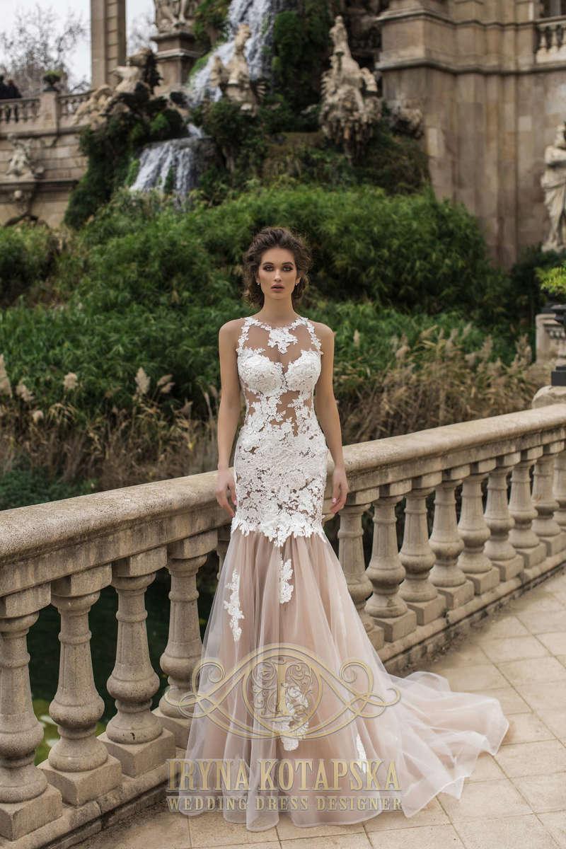 Свадебное платье Iryna Kotapska B1950l
