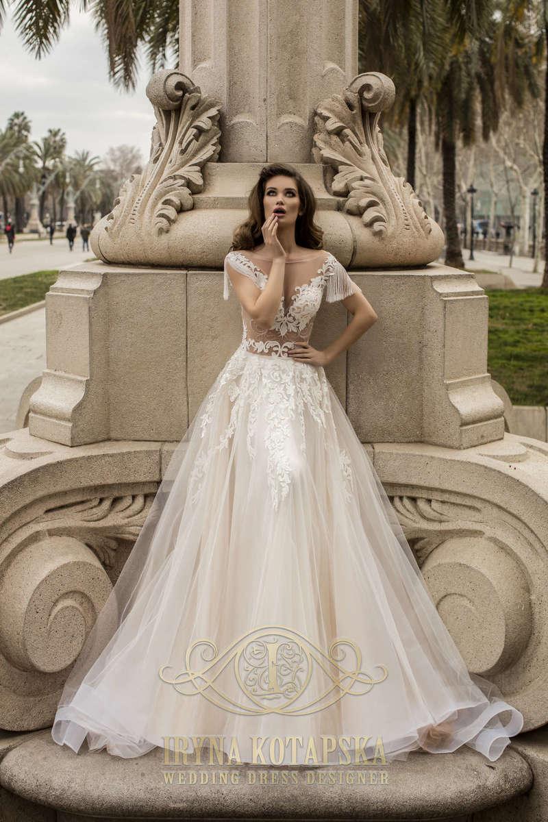 Свадебное платье Iryna Kotapska B1951l