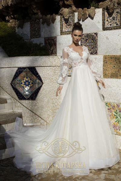 Свадебное платье Iryna Kotapska B1954l