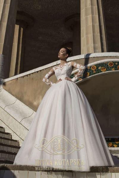 Свадебное платье Iryna Kotapska B1955l