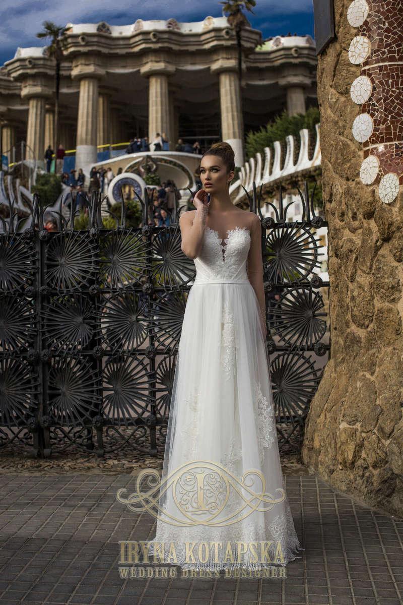 Свадебное платье Iryna Kotapska B1956l