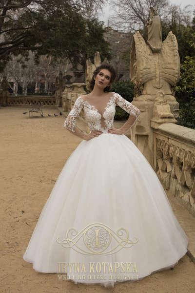 Свадебное платье Iryna Kotapska B1957l
