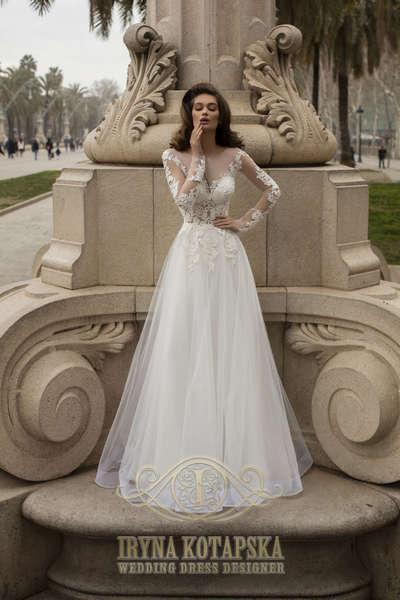 Свадебное платье Iryna Kotapska B1958l