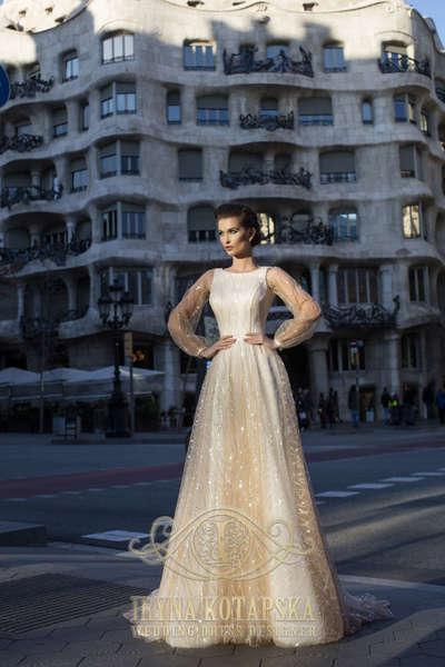 Свадебное платье Iryna Kotapska B1960l
