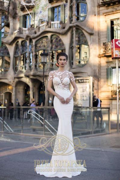 Свадебное платье Iryna Kotapska B1961l