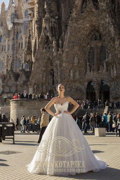 Свадебное платье Iryna Kotapska B1962l