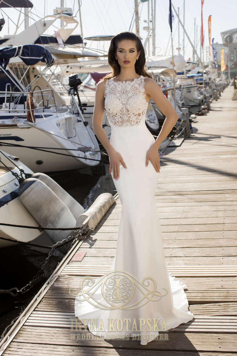 Свадебное платье Iryna Kotapska B1970l